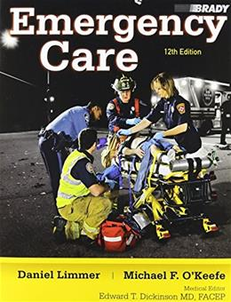 Emergency Care and Workbook and CourseCompass Student Access Code Card and Resource Central EMS Access Card Package (12th Edition) 9780132795760