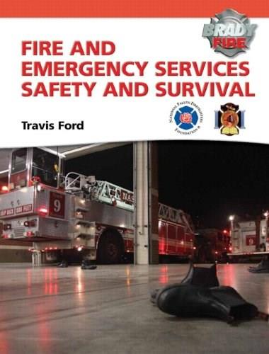 Fire and Emergency Services Safety and Survival, by Ford PKG 9780132830041