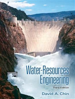 Water-Resources Engineering (3rd Edition) 9780132833219