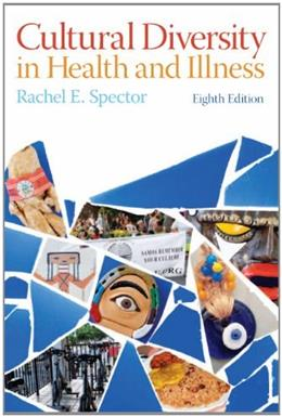 Cultural Diversity in Health and Illness (8th Edition) 9780132840064
