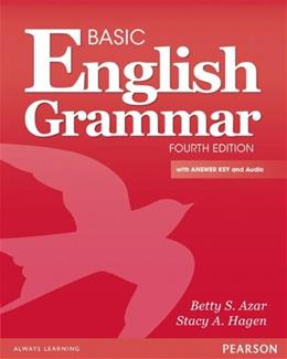 Basic English Grammar with Audio CD, with Answer Key (4th Edition) 4 w/CD 9780132942249