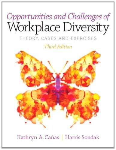Opportunities and Challenges of Workplace Diversity (3rd Edition) 9780132953511