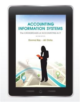 Accounting Information Systems: The Crossroads of Accounting and IT (2nd Edition) 9780132991322