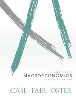 Principles of Macroeconomics (11th Edition) 9780133023671