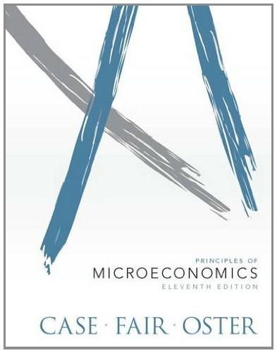 Principles of Microeconomics (11th Edition) 9780133024166