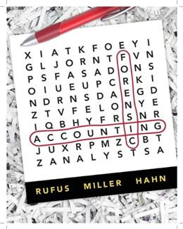 Forensic Accounting, by Rufus 9780133050479