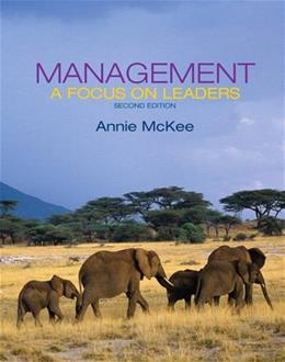 Management: A Focus on Leaders (2nd Edition) 9780133077544