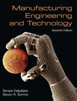 Manufacturing Engineering & Technology (7th Edition) 7 PKG 9780133128741