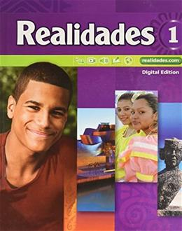 Realidades 1, by Boyles, 3rd Digital Edition 9780133199659