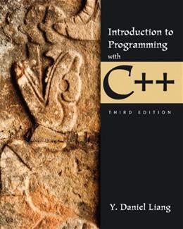 Introduction to Programming with C++ (3rd Edition) 3 PKG 9780133252811