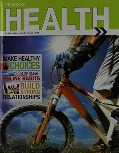 Health, by Prentice Hall 9780133270303