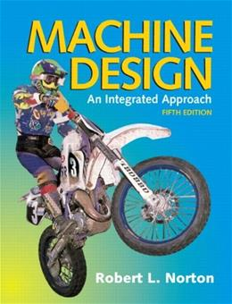 Machine Design (5th Edition) 5 PKG 9780133356717