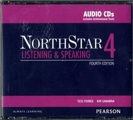 Northstar 4: Listening and Speaking, by Ferree, 4th Edition 4 CD-ROM 9780133382099