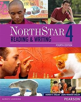 NorthStar Reading and Writing 4, by Engslish, 4th Edition 4 PKG 9780133382235
