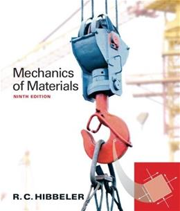 Mechanics of Materials Plus MasteringEngineering with Pearson eText -- Access Card (9th Edition) 9 PKG 9780133409321