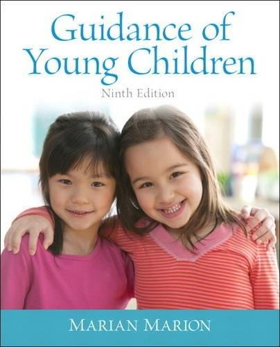 Guidance of Young Children (9th Edition) 9780133427226