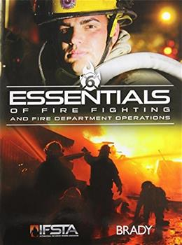 Essentials of Fire Fighting and Fire Department Operations, by IFSTA, 6th Edition, 2 BOOK SET 6 PKG 9780133427707