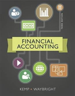 Financial Accounting (3rd Edition) 9780133427882