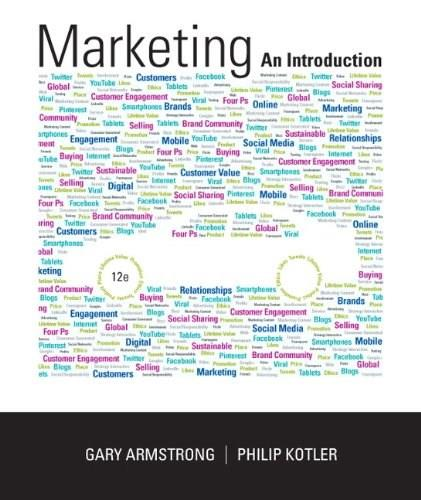 Marketing: An Introduction (12th Edition) 9780133451276