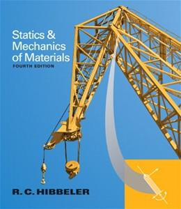 Statics and Mechanics of Materials (4th Edition) 4 PKG 9780133451603