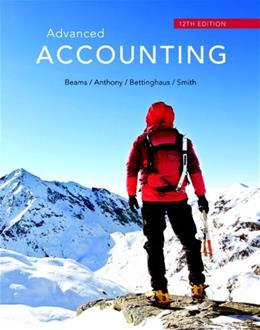 Advanced Accounting (12th Edition) 9780133451863