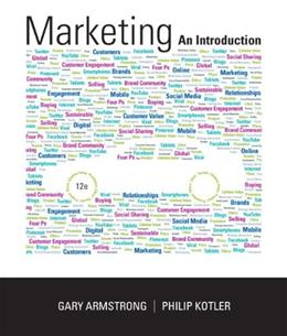 MyMarketingLab with Pearson eText for Marketing: An Introduction, by Armstrong, 12th Edition, Access Code Only 12 PKG 9780133455120