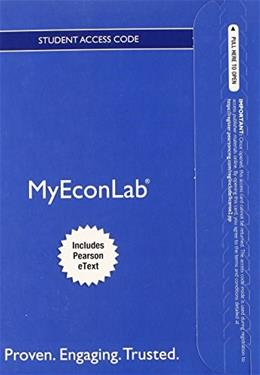 MyEconLab with Pearson eText for Foundations of Microeconomics, by Bade, 7th Edition, Access Code Only 7 PKG 9780133485684