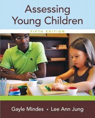 Assessing Young Children (5th Edition) 9780133519235