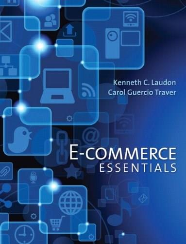E-Commerce Essentials 1 9780133544985