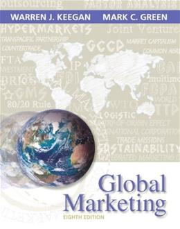 Global Marketing (8th Edition) 9780133545005
