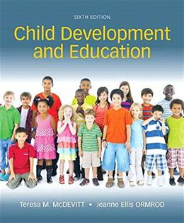 Child Development and Education 6 9780133549690
