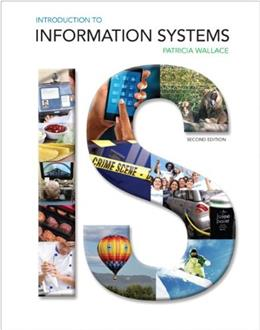 Introduction to Information Systems (2nd Edition) 9780133571752