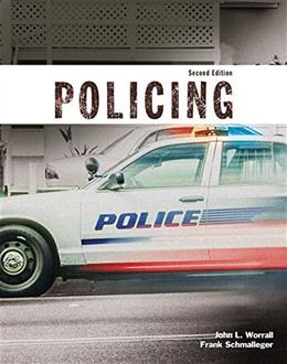 Policing (2nd Edition) 9780133587586