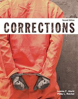 Corrections (Justice Series) (2nd Edition) 9780133587609