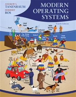 Modern Operating Systems (4th Edition) 4 PKG 9780133591620