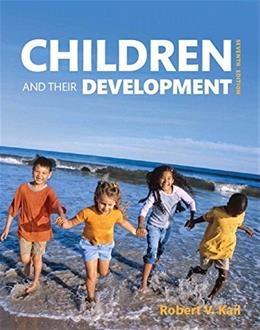 Children and Their Development (7th Edition) 9780133595680