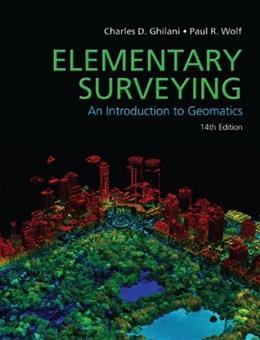 Elementary Surveying (14th Edition) 14 PKG 9780133758887