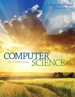 Computer Science: An Overview (12th Edition) 12 PKG 9780133760064