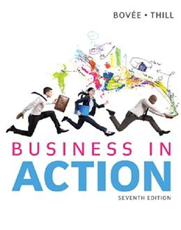 Business in Action (7th Edition) 9780133773897