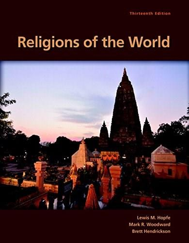 Religions of the World (13th Edition) 9780133793826