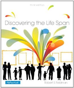 Discovering the Life Span Plus NEW MyLab Psychology  with Pearson eText -- Access Card Package (3rd Edition) 3 PKG 9780133814910