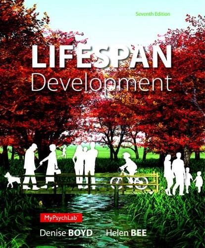 Lifespan Development Plus NEW MyLab Psychology  with Pearson eText -- Access Card Package (7th Edition) 7 PKG 9780133815856