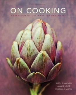 On Cooking Update, by Labensky, 5th Edition 5 PKG 9780133829174