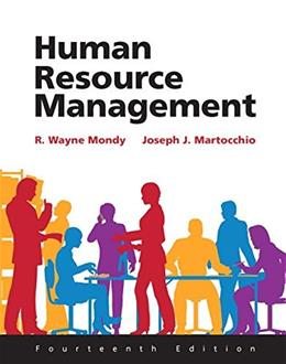 Human Resource Management (14th Edition) 9780133848809