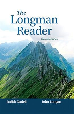 The Longman Reader (11th Edition) 9780133862959