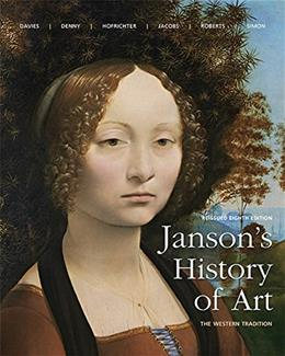 Jansons History of Art: The Western Tradition Reissued Edition (8th Edition) 9780133878295