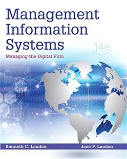 MANAGEMENT INFORMATION SYSTEMS 14 9780133898163