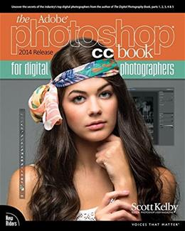 Adobe Photoshop CC Book for Digital Photographers, by Kelby 9780133900859