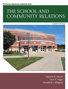 The School and Community Relations (11th Edition) 9780133905410