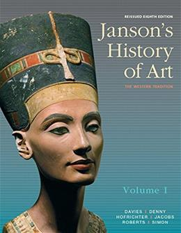 Jansons History of Art, Volume 1 Reissued Edition (8th Edition) 9780133910117